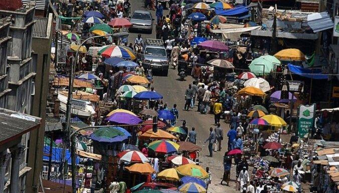 Lagosa kļūs par visapdzīvotāko Āfrikas pilsētu