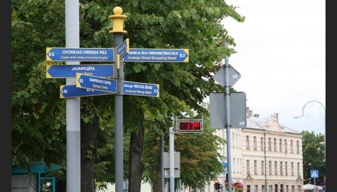 Ventspils apskatei izstrādāti četri pastaigu maršruti