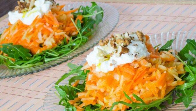 Идеальный гарнир и закуска: 13 рецептов морковного салата на все случаи жизни