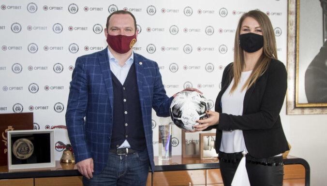 Latvijas otrajai spēcīgākajai futbola līgai mainās ģenerālsponsors un koncepts