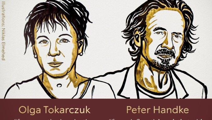 Объявлены сразу два лауреата Нобелевской премии по литературе