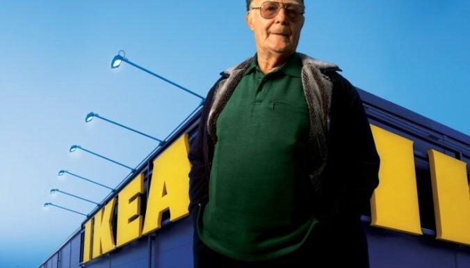 Основатель IKEA уступил место младшему сыну