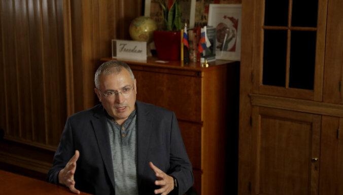 Ходорковский: российских журналистов в ЦАР расстреляли русские киллеры