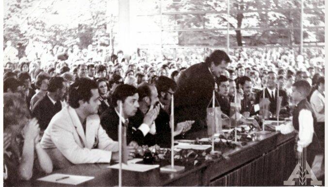 Ar lielkoncertu svinēs festivāla 'Liepājas dzintars' 55 gadu jubileju