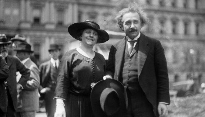 """Выставлено на аукцион письмо Эйнштейна с предсказанием """"темных времен"""" для Германии"""