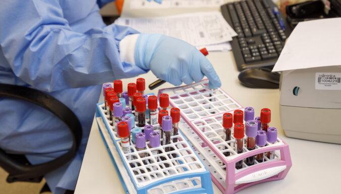 В Латвии новый суточный антирекорд заболеваемости Covid-19 - 137 пациентов