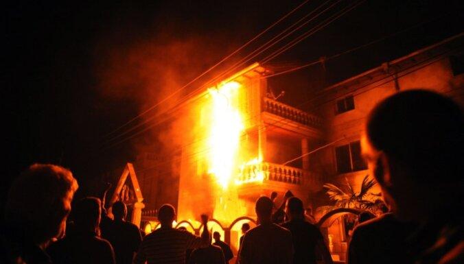 Жители болгарского села восстали против цыган