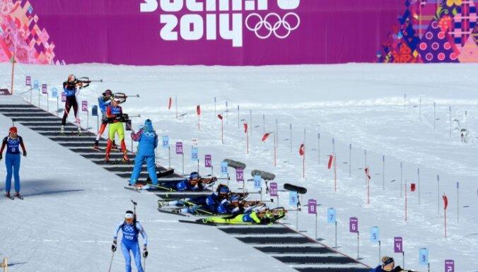 Первый день Олимпиады: 5 комплектов наград и латвийские надежды