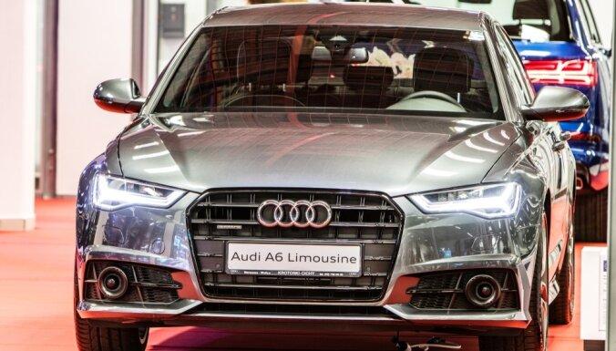 Audi A6 – auto izpilddirektoram un kvalitātes cienītājam