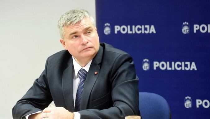 Grišins pēc konkursa izsludināšanas domās par iespēju startēt uz Valsts policijas priekšnieka amatu