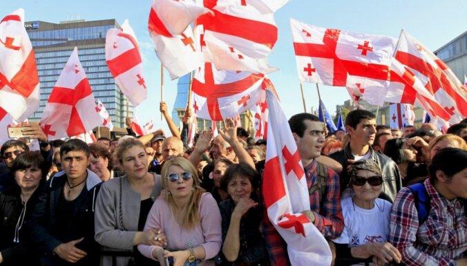 Европарламент одобрил безвизовый режим для Грузии и Косово