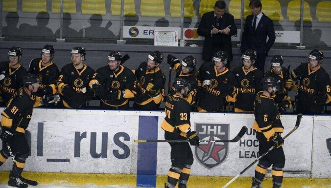 Latvijas čempionāta hokejā uzvarētājus LHF valde noteiks nākamnedēļ