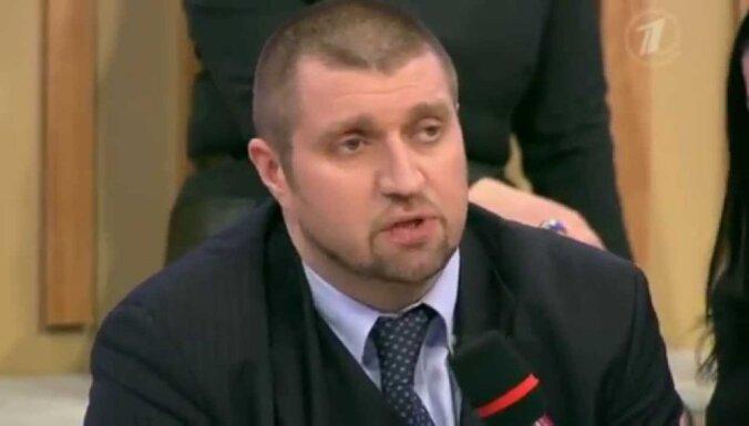 ВИДЕО: Российский бизнесмен произнес разгромную речь на Московском экономическом форуме