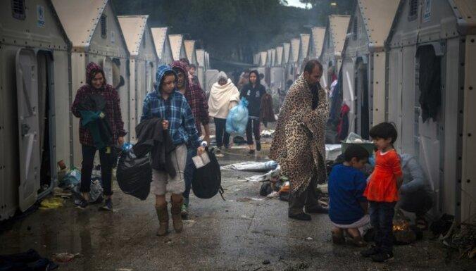 Čehija uzņems kristiešu bēgļu ģimenes no Irākas