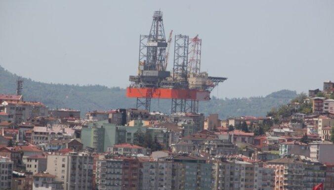 Рижская судоверфь сдала Украине платформу за 400 миллионов (фото)