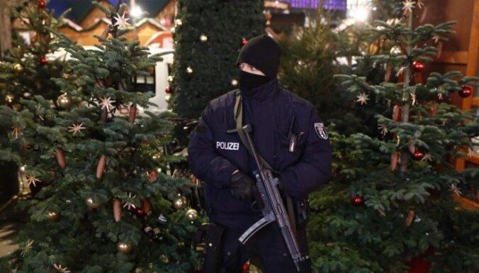 Vācijas prokuratūra atbrīvo Berlīnes uzbrukumā aizdomās turēto