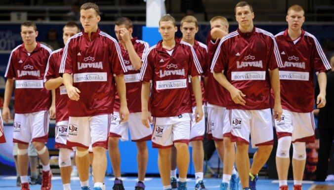 LBS valde atzinīgi vērtē valstsvienības sniegumu Eiropas čempionātā