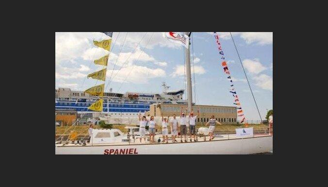 В Ригу на регату The Tall Ships Races уже заявились 86 парусников и яхт