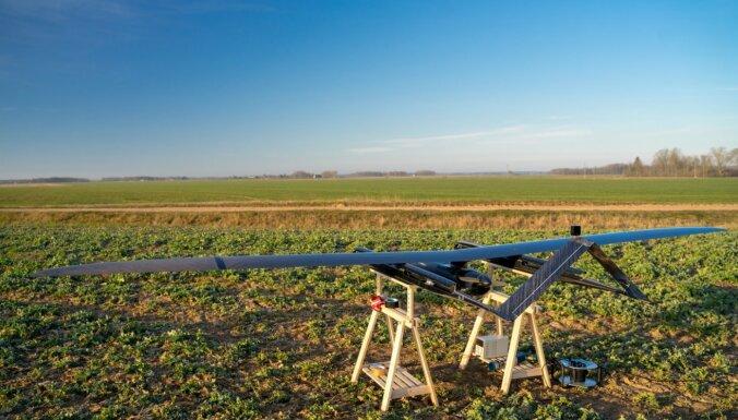 UAVFactory: дрон тестировали с целью проверить его способность установить новый рекорд длительности полета