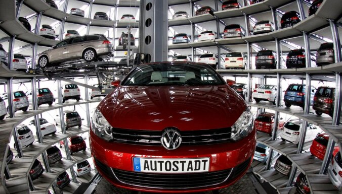 """Когда машины с """"автопилотом"""" могут появиться в Латвии, и какими они будут?"""