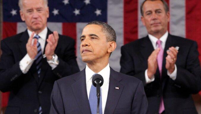 Обама собрался на второй президентский срок