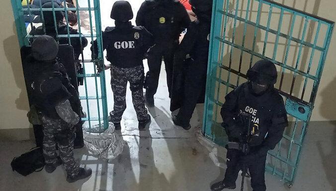 Драка в тюрьме Литорал в Эквадоре: погибло больше 100 заключенных, некоторых обезглавили