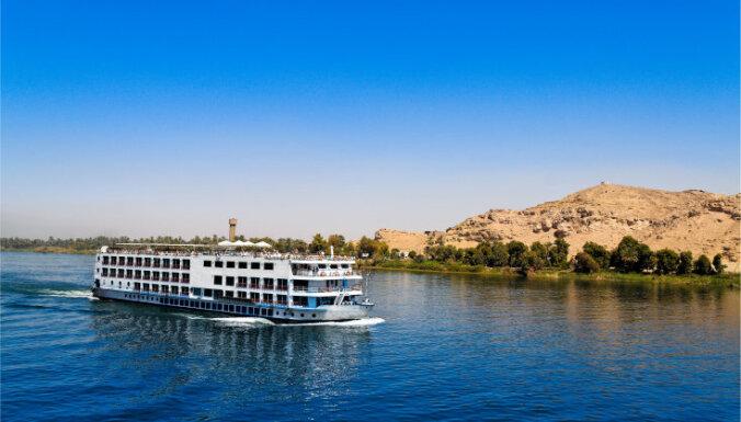 В Египте выявили коронавирус у 45 пассажиров круизного лайнера