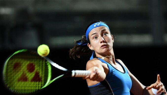Севастова проиграла финал и не смогла защитить титул на Мальорке