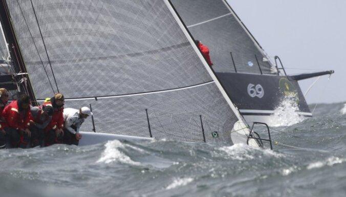 Круизное судно спасло яхтсмена у берегов Тасмании