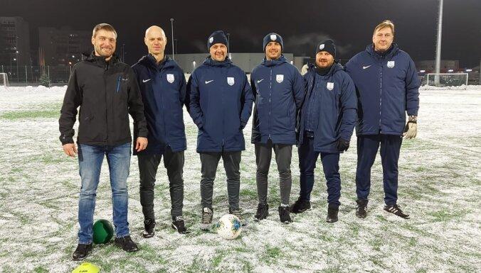'Daugavpils' futbola komandu nākamajā sezonā vadīs Kaļiņins
