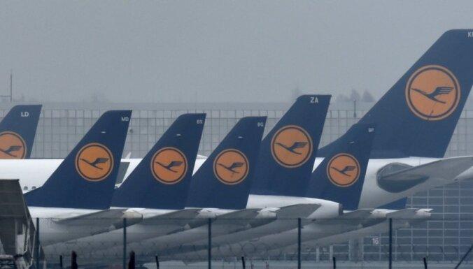 Piloti noraida kārtējo 'Lufthansa' piedāvājumu
