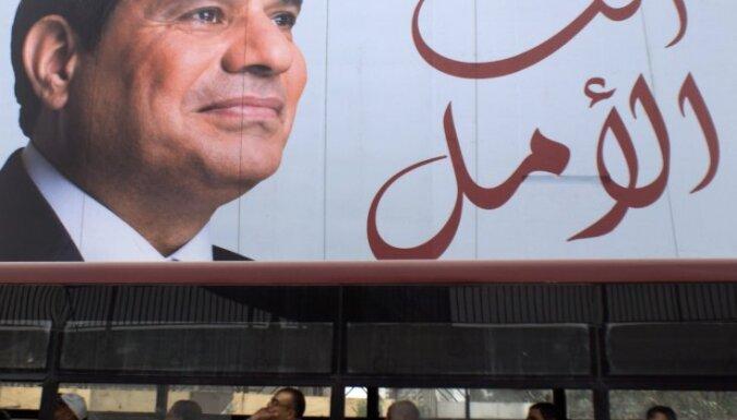 Президент Египта ас-Сиси переизбран на новый срок