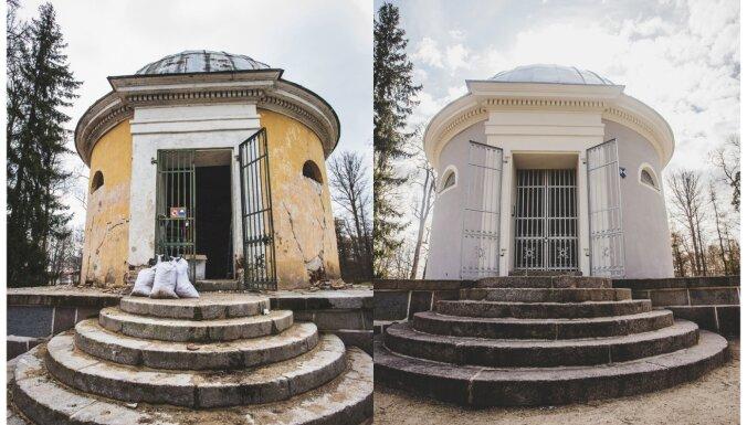 Atjaunoti septiņi nozīmīgi Vidzemes kultūras mantojuma objekti