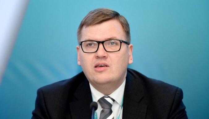 Пуце не надеется, что Сейм рассмотрит законопроект о роспуске Рижской думы до конца года