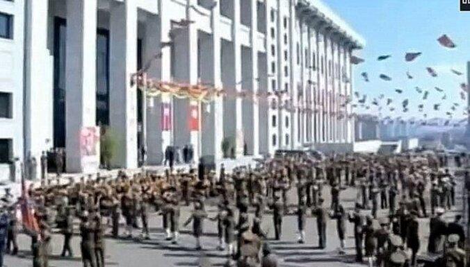Video: Ziemeļkorejieši dodas uz vēlēšanām dejodami