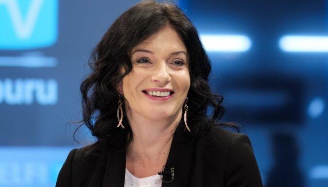 """Ramona Petraviča: """"Ja vadītājs netiek galā ar darba pienākumiem, viņam jāatkāpjas"""""""