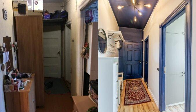 До и после: Три квартиры в Риге, которые полностью изменил ремонт