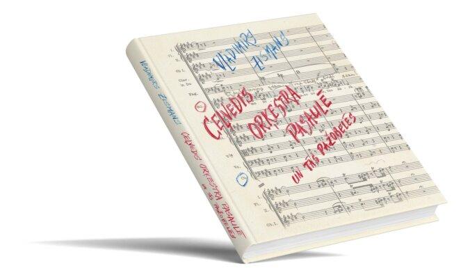 Izdota grāmata 'Ceļvedis orķestra pasaulē un tās pažobelēs' Gundara Āboliņa tulkojumā