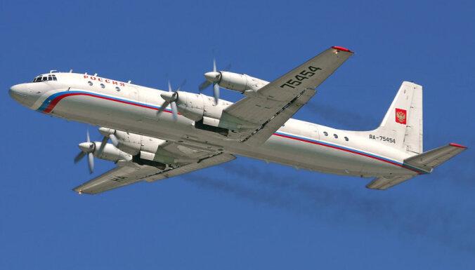 Jakutijā nogāzusies lidmašīna ar 37 cilvēkiem