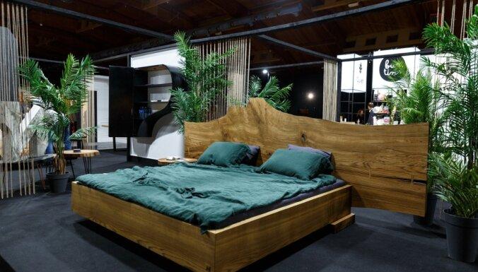 Stilīgas mēbeles un dizaina pērles – ko apskatīt Ķīpsalas izstādē 'Furniture&Design Isle 2020'