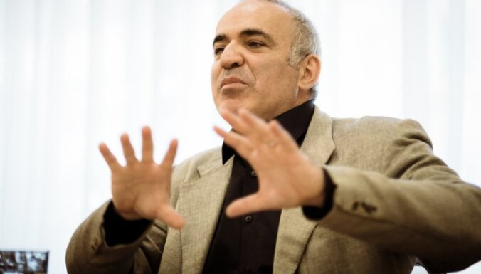 Каспаров нецензурно ответил на заявление МИД Германии о роли России в ПАСЕ