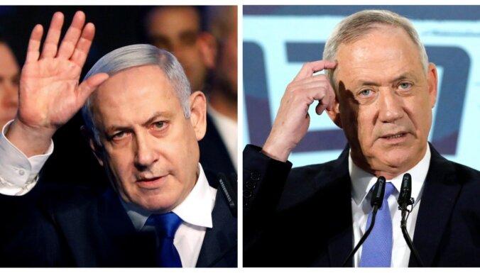 Izraēlas parlaments apstiprina Netanjahu-Ganca valdību