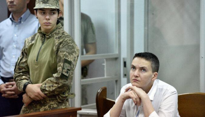 Суд оставил Надежду Савченко под арестом