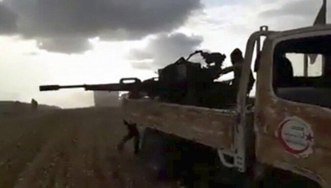 Reuters: сын лидера ИГ убит во время боя боевиков с российскими войсками