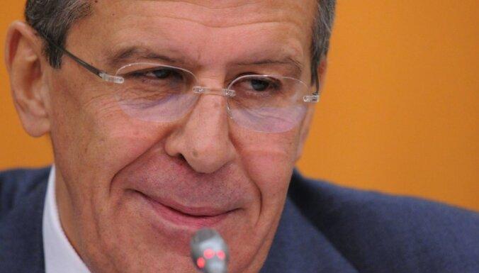 Лавров: Россия ни за кем не бегает для признания ЮО