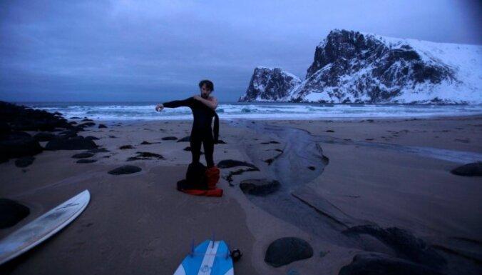 Gaidāma norvēģu dokumentālā kino nedēļas nogale kinoteātrī 'KSuns'