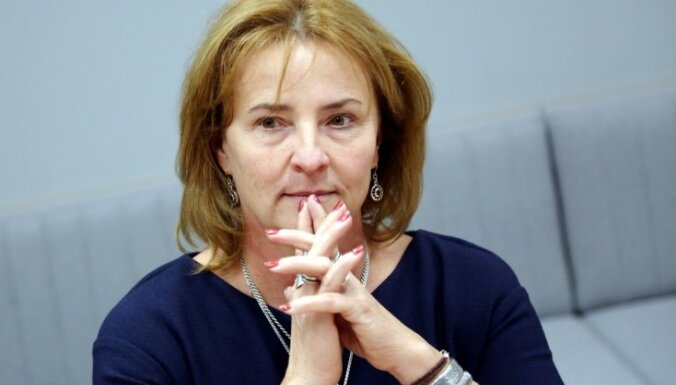 Григуле готова покинуть Европарламент и национальную политику
