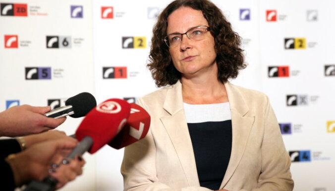 Roķe cer, ka ar jaunās valdes apstiprināšanu NEPLP izbeigs pret Latvijas Radio vērstos uzbrukumus