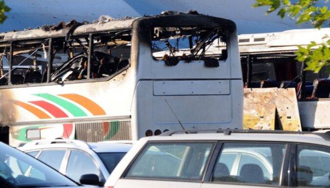Sprādzienu Burgasas lidostā sarīkojis libānietis