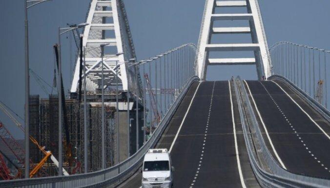 Австралия ввела санкции из-за строительства Крымского моста